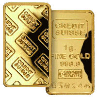 Investment Grade Gold Bullion Bars