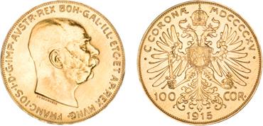 Austrian 100 Corona