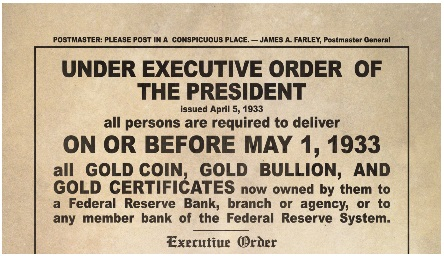 Executive Order Of The President