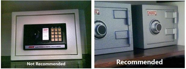 Home Storage for Precious Metals