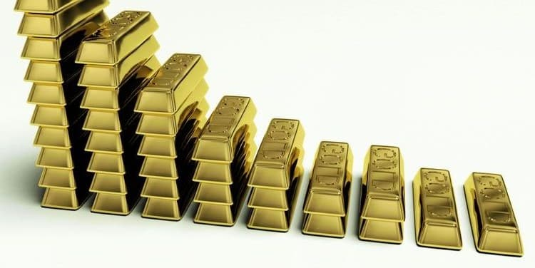 The Gold Price Is Falling, But Who Is Selling?