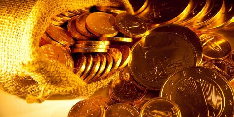 Certified Gold Coin Prices At 3-Week Low