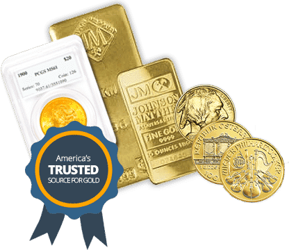 Want Accountability, Integrity and Reliability Delivered With Your Gold?