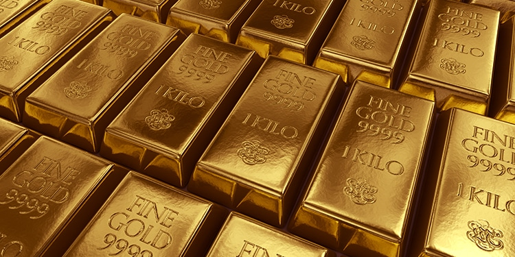 Chinese Data Shows Increased Gold Reserves