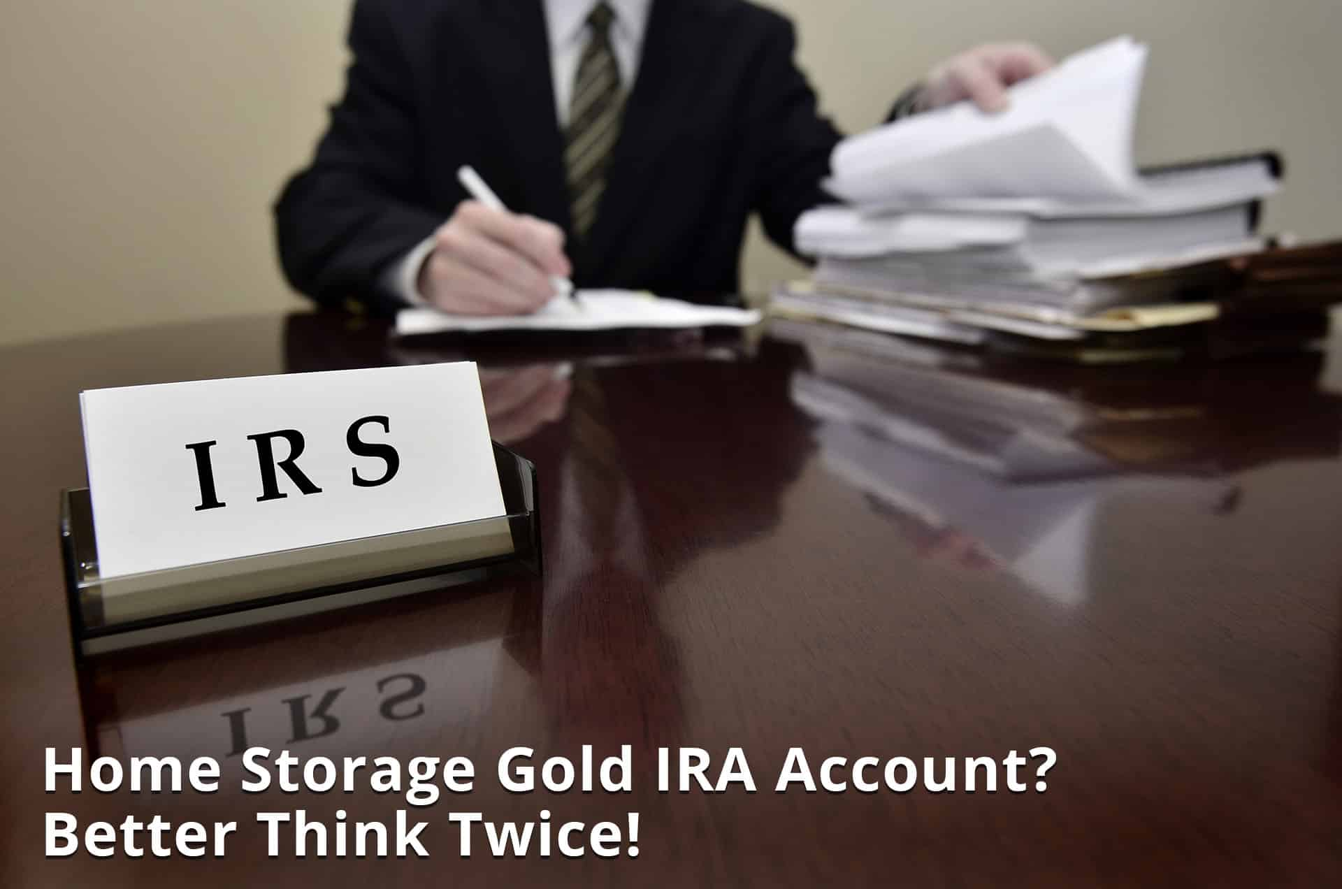 Home Delivery Gold & Silver IRA – The Investor's Highwire Act
