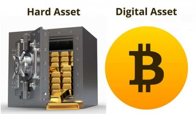 What's better Bitcoin or Gold?