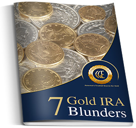 7 Gold IRA Blunders