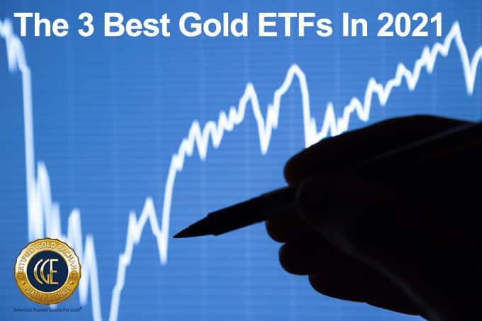 The 3 Best Gold ETFs In 2021